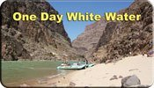 One Day Grand Canyon White Water Rafting