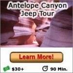 Antelope Canyon - Button