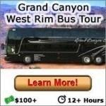 Grand Canyon West Rim Bus Tour - Las Vegas Grand Canyon Tours