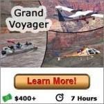 Grand Voyager - Las Vegas Grand Canyon Tours