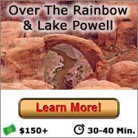 Over The Rainbow & Lake Powell - Learn More