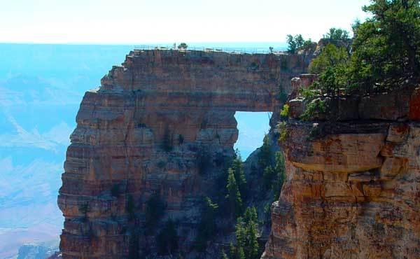 Cape Royal at Grand Canyon North Rim