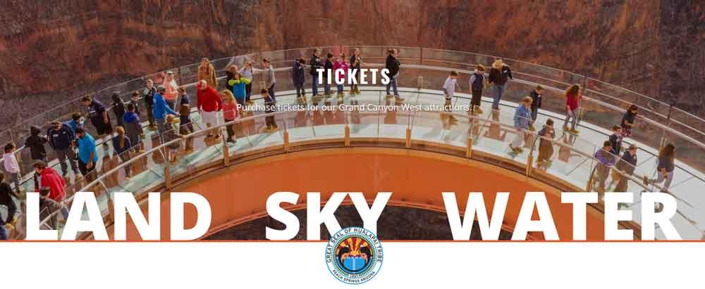 Grand Canyon West - Skywalk