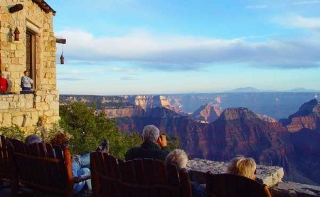 Which Rim of Grand Canyon is best - North Rim