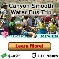 Canyon Smooth Water Bus Trip
