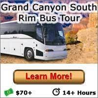 Grand Canyon South Rim Bus Tour - Button