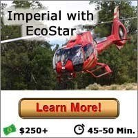 Imperial with EcoStar Helicopter Tour