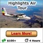 Highlights Air Tour - Button