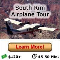 South Rim Airplane Tour - Button