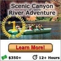 Scenic Canyon River Adventure - #1 Learn More Button