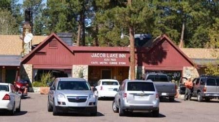 Jacob Lake Inn AZ