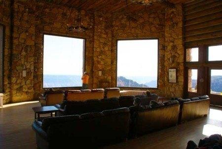 North Rim Lodge - Sun Room
