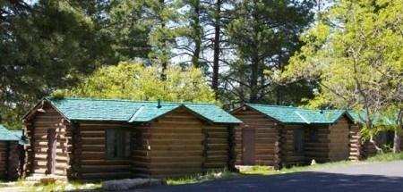 North Rim Lodging - Pioneer Cabins