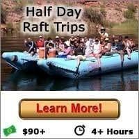 Half Day Raft Trips