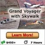Grand Voyager with Skywalk Tour - Las Vegas Grand Canyon Tours