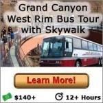 Grand Canyon West Rim Bus Tour with Skywalk - Las Vegas Grand Canyon Tours