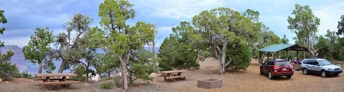 Shoshone Viewpoint - Grand Canyon Viewpoints