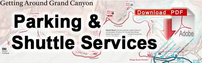 Parking and Shuttle Services