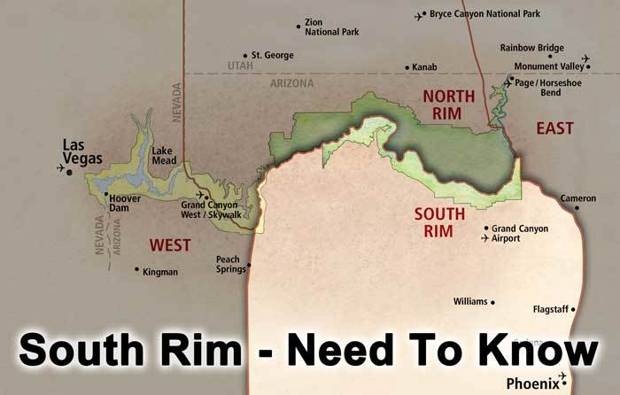 Need To Know South Rim