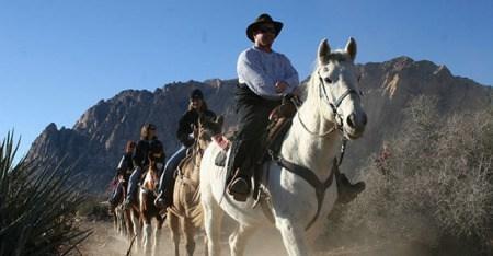 Horseback Rides at Grand Canyon West