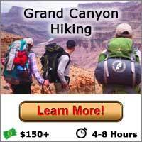 Grand Canyon Hikes - Learn More