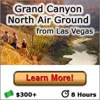 Grand Canyon North - Learn More Button