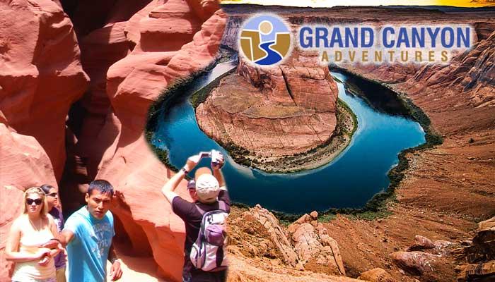 Antelope Canyon Horseshoe Bend Adventures - Logo