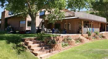 Bar 10 Ranch House