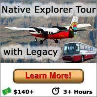 Native Explorer Tour with Legacy - Learn More
