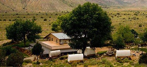 Bar 10 Ranch - Rest