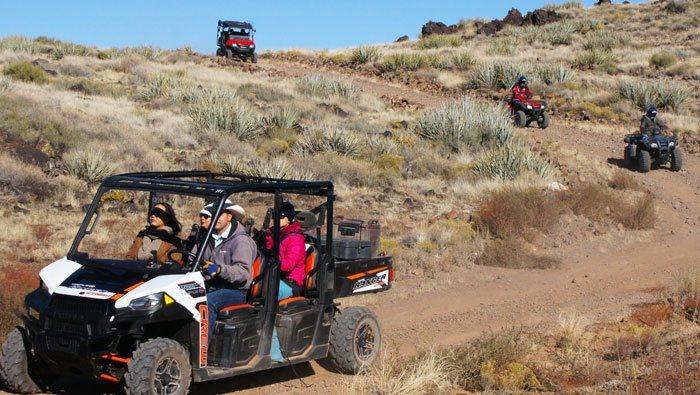 UTV to Grand Canyon North