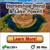 Lake Powell & Horseshoe Bend Adventures Button