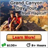 Grand Canyon Day Tour - Learn More
