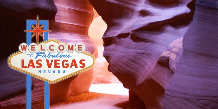 Antelope Canyon Expedition from Vegas