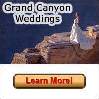 Grand Canyon Weddings - Learn More