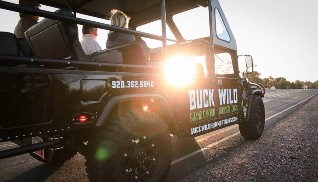 Grand Canyon Hummer Tours - Signature Sunset