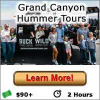 Grand Canyon Buck Wild Hummer Tours