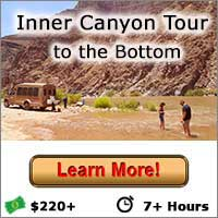 Inner Canyon Tour to the Bottom