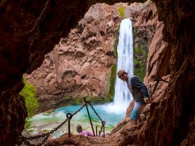 Hike to Havasupai - Get to the Bottom