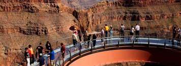 Grand Canyon West Skywalk Grandcanyon Com